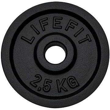 Kotouč Lifefit 2,5 kg / tyč 30 mm (4891223097627)