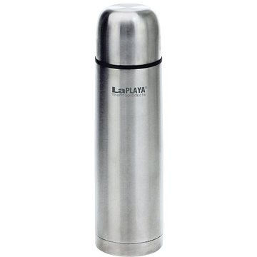 LaPlaya Termoska 1L stříbrná (4020716054322)