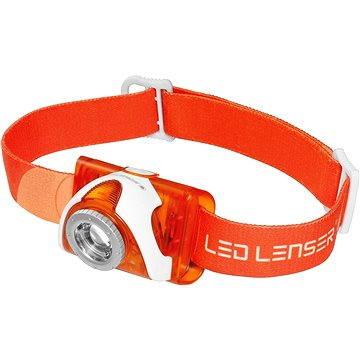Ledlenser SEO 3 orange (4029113610452)