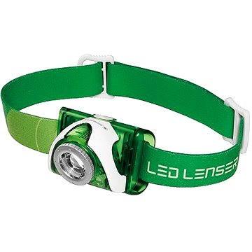 Ledlenser SEO 3 green (4029113610353)