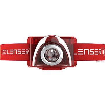 Ledlenser SEO 5 red (4029113610650)