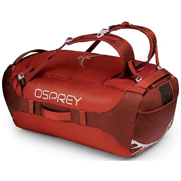 Osprey Transporter 95 II ruffian red (845136059641)