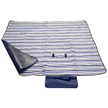 Cattara Pikniková deka FLEECE modrá (8591686135718)