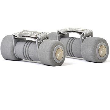Reebok Jednoručky s páskem 0,5kg, Softgrip hand Weights (5055436110804)