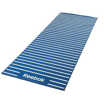 Reebok Jóga podložka - Stripes Blue (5055436110361)