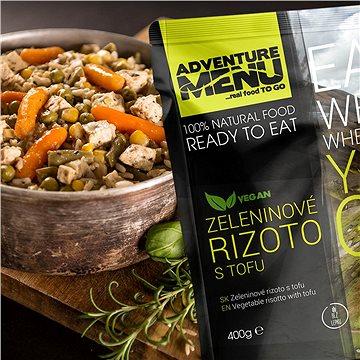 Adventure Menu - Zeleninové rizoto s tofu (8595648611272)