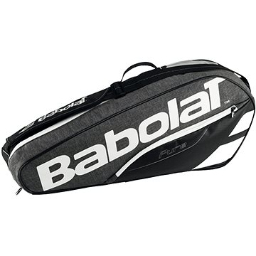 Babolat Pure-Racket Holder X3 šedá (3324921509198)