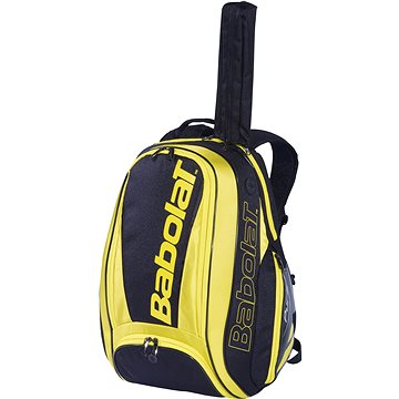 Babolat Pure Aero Backpack yellow-black (3324921672120)