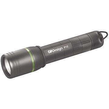 GP LED svítilna profi P15 + 1x AA (4891199166631)