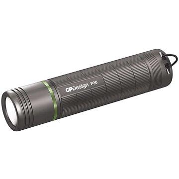 GP LED svítilna profi P36 + 3x AAA (4891199166648)