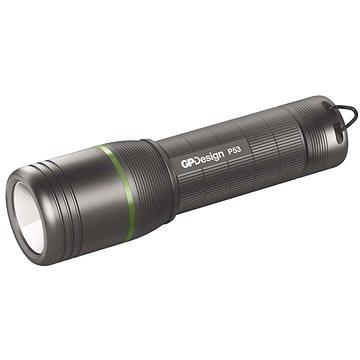 GP LED svítilna profi P53 + 3x AAA (4891199166655)
