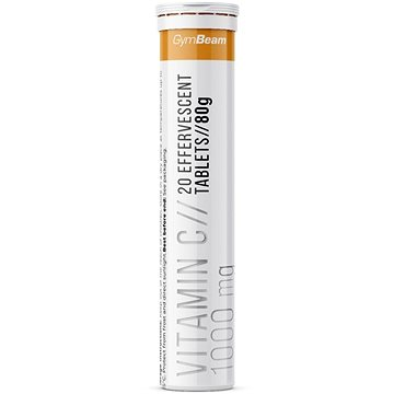 GymBeam Vitamín C 1000 mg 20 tbl (8588007570020)