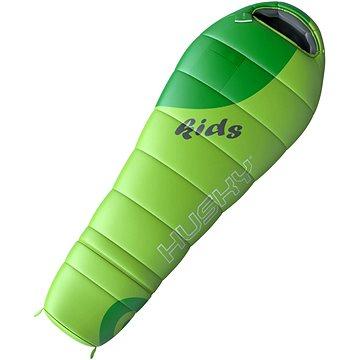 Husky Kids Magic -12°C zelený (SPThusk0014nad)