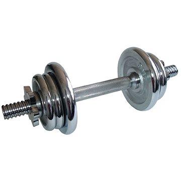 Acra Nakládací činka chromová 12 kg (8595042736885)
