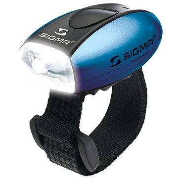 Sigma Micro modrá / přední světlo LED-bílá (4016224172382)