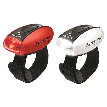 Sigma Sada Micro červená + bílá / LED-červená + bílá (4016224172436)