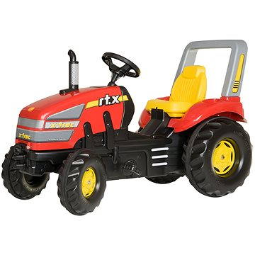 Rolly Toys Šlapací traktor X-Trac červený (4006485035557)