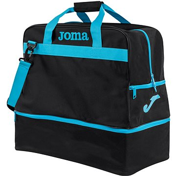 Joma Trainning III black-fluor turquoise - L (SPTjom065nad)