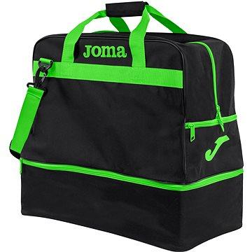 Joma Trainning III black-fluor green - L (SPTjom066nad)