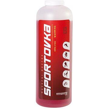 Sportovka Hřejivá masažní roztok 550 ml (110221550)