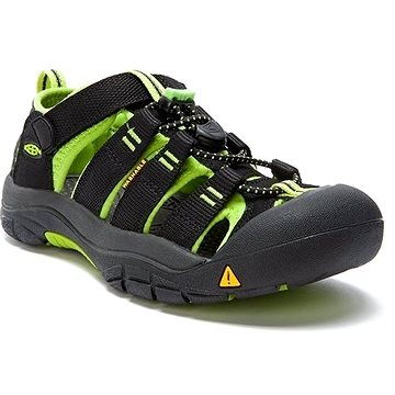 Keen Newport H2 K black/lime green EU 24 / 146 mm (887194186877)