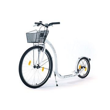 Kickbike City G4 Bílá (6430046770416)