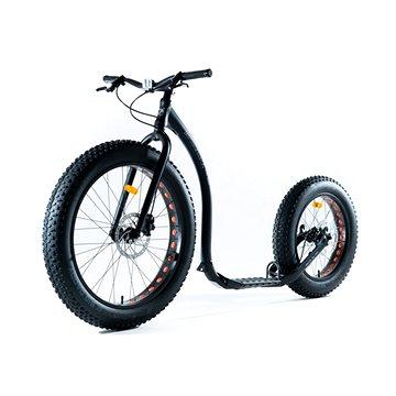 Kickbike Fat Max Černá (6430046770607)
