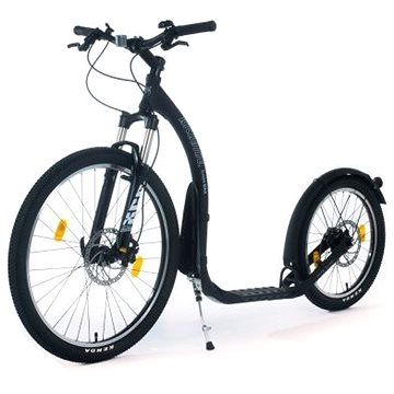Kickbike Cross Fix Černá (6430046770126)