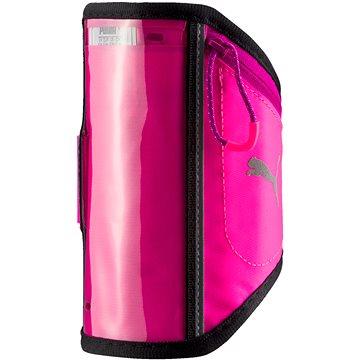 Puma PR I Sport Phone Armband Knockout Pink-Ultra vel. S/M (4056207745264 - S/M)