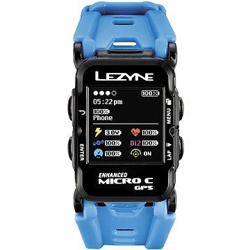 Lezyne GPS Watch Color HR Cyan (4712805987894)