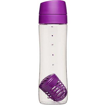 Aladdin Láhev na vodu s infusérem 700ml fialová (10-01785-050)