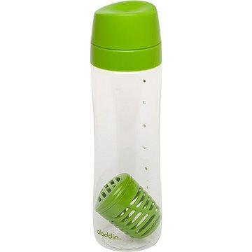 Aladdin Láhev na vodu s infusérem 700ml zelená (10-01785-051)