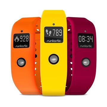 Řemínek Runtastic Orbit Colored Wristbands, set 1 (9020400111510)
