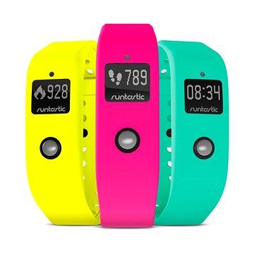 Řemínek Runtastic Orbit Colored Wristbands, set 3 (9020400111633)