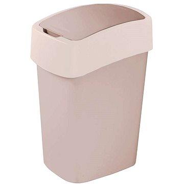 Odpadkový koš Curver odpadkový koš Flipbin 10L savanna (02170-844)
