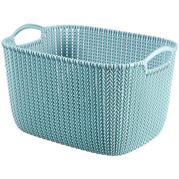 Curver Knit košík 19L modrý (03670-X60)