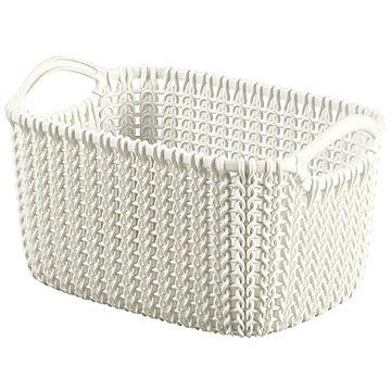 Curver Knit košík 3L krémový (03675-X64)