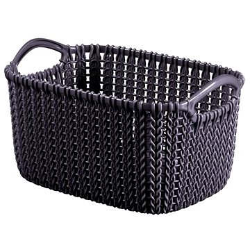 Curver Knit košík 3L fialový (03675-X66)