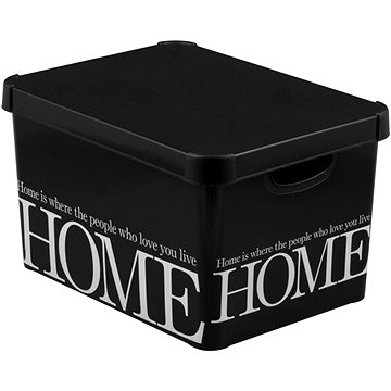 Curver Decobox - L - Home (04711-H09)