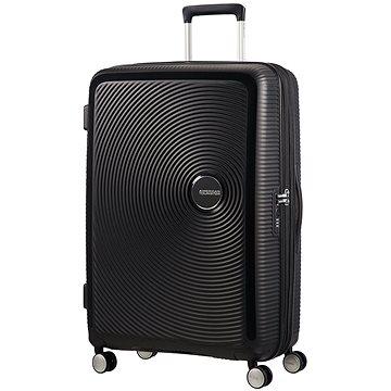 American Tourister Soundbox Spinner 77 Exp Bass Black (5414847772177)