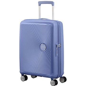 American Tourister Soundbox Spinner 55 Exp Denim Blue (5414847854071)