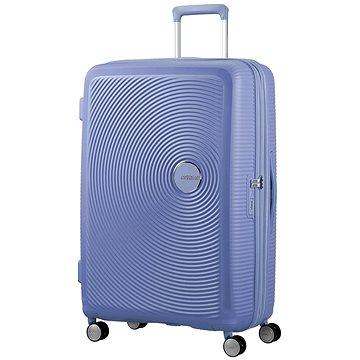 American Tourister Soundbox Spinner 77 Exp Denim Blue (5414847854170)
