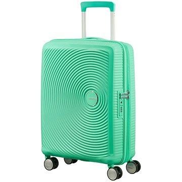 American Tourister Soundbox Spinner 55 Exp Deep Mint (5414847854088)