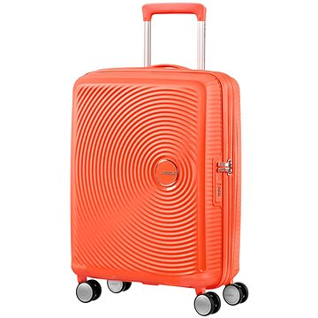 American Tourister Soundbox Spinner 55 Exp Spicy Peach (5414847854057)