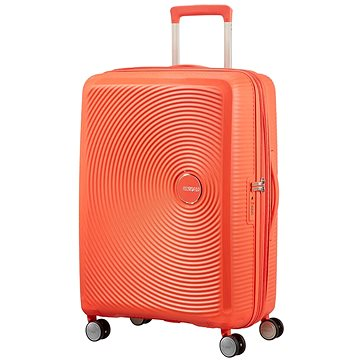 American Tourister Soundbox Spinner 67 Exp Spicy Peach (5414847854101)