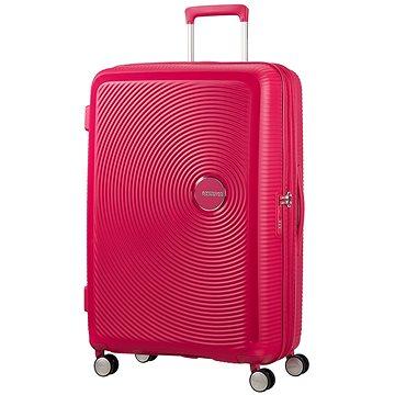 American Tourister Soundbox Spinner 77 Exp Lightning Pink (5414847772214)