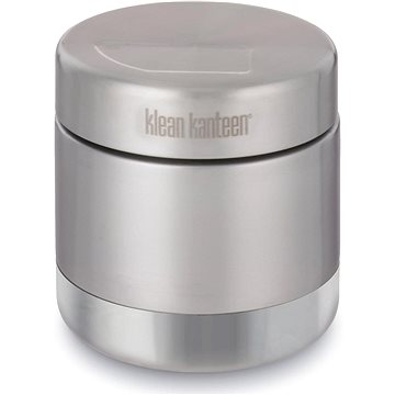 Klean Kanteen Insulated Food Canister - brushed stainless 237 ml (763332030991)