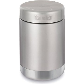 Klean Kanteen Insulated Food Canister - brushed stainless 473 ml (763332031004)