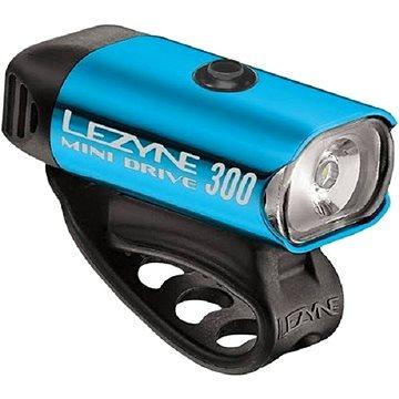 Lezyne Mini Drive 300 blue/hi gloss (4712805996834)