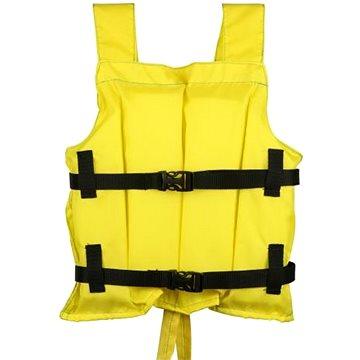 Mavel dětská vesta žlutá (8595672900373)
